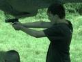 Střelba krátká zbraň