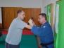 Z výcviku strážníků